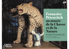 Françoise Pétrovitch au musée de la Chasse