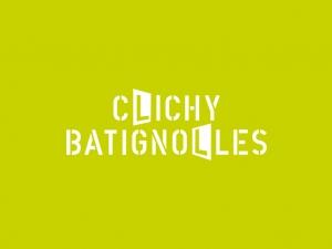 Identité visuelle Clichy-Batignolles
