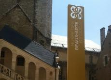 signalétique et médiation<br>du musée des beaux-arts de Dijon